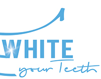 Branding WHITE YOUR TEETH