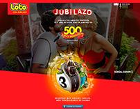Digital // Loto con Jubilazo