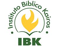 Logo: Instituto Bíblico Kairos (IBK)
