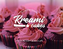 Kreami Cakes