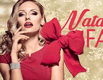 Campanha Natal 2016 Catarina Shopping