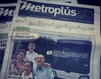 Periódico Metroplús