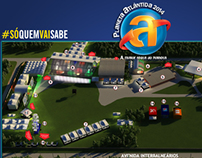Planeta Atlântida RS 2014 - Tour Virtual