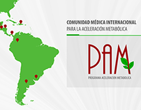 PAM Latinoamérica - Motion Graphics