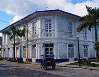 Perú. Iquitos. Ciudad.