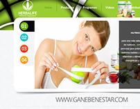 Gane Bienestar - Venta de Productos Herbalife