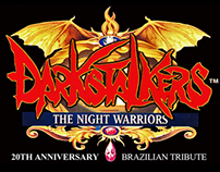 Darkstalkers 20th Anniversary - Brazilian Tribute