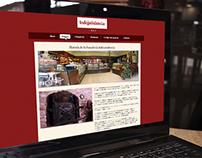 Panadería Independencia - Sitio Web