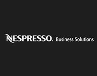 Nespresso - Landing Page para empresas