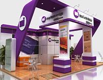 Projeto 3D freelance - Estande/stand