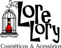 Site e-commerce Lore Lory