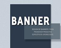 DESIGN DE BANNER