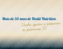 Nestlé Nutrition - pitch winner Campaign