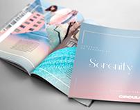 Caderno de Tendências - Serenity Círculo