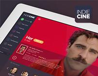 IndieCine app