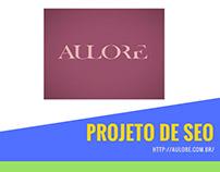 Projeto de Seo aulore http://aulore.com.br/