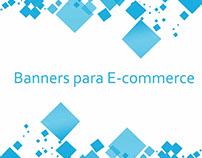 Banners para Loja Virtual