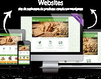 Site para assinatura de produtos Cereais