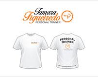 Camiseta Tamara Figueiredo