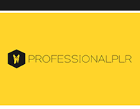 Logo for PROFESSIONALPLR.COM