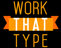 Work That Type (Part 1)
