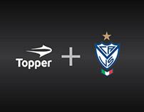 Asociación Estratégica - Topper - Vélez