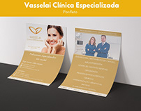 Panfleto - Clínica Vasselai
