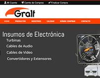 Gralf - Tienda en Linea y Catálogo