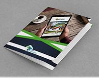 Propuesta Brochure corporativo Canales Institucionales