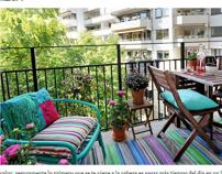 ¿Querés saber cómo renovar un balcón o terraza?