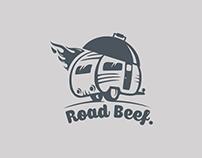 Identidad VIsual Road Beef