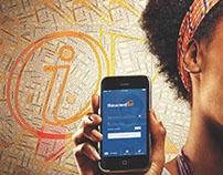 Email de lançamento novo app Itaucard