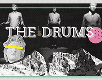 Kinetic Typography | The Drums - Hard to love