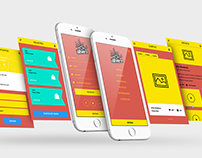 Redesign App Nos Alive