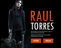 Raul Torres Official Website