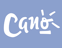 CANO | Lettering