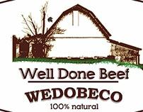 propuesta de  logo para empresa procesadora de carnes