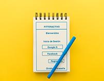Interfaces Gráficas - UI / UX