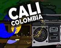 Animacion de Cali - Colombia