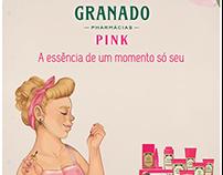 Academic project - Granado Pink