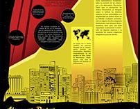 Diseño Editorial - Infográficos