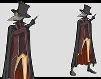 Dr. Plague - Vetor