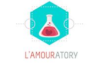 """Logo Desing """"Lamouratory"""""""