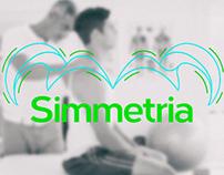 Identidade visual | Simmetria Fisioterapia