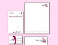 Brochure y Papelería