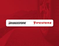 Billboards:  Bridgestone Firestone Venezuela