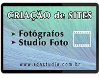 Criação de site, Fotógrafos, Studio Fotográfico