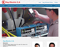 Kay Electric Web Site.