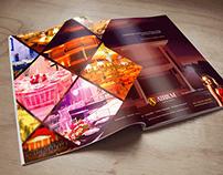 Anúncio Revista Fama Atrium casa de eventos