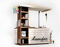 Stand Café para www.deka.com.co